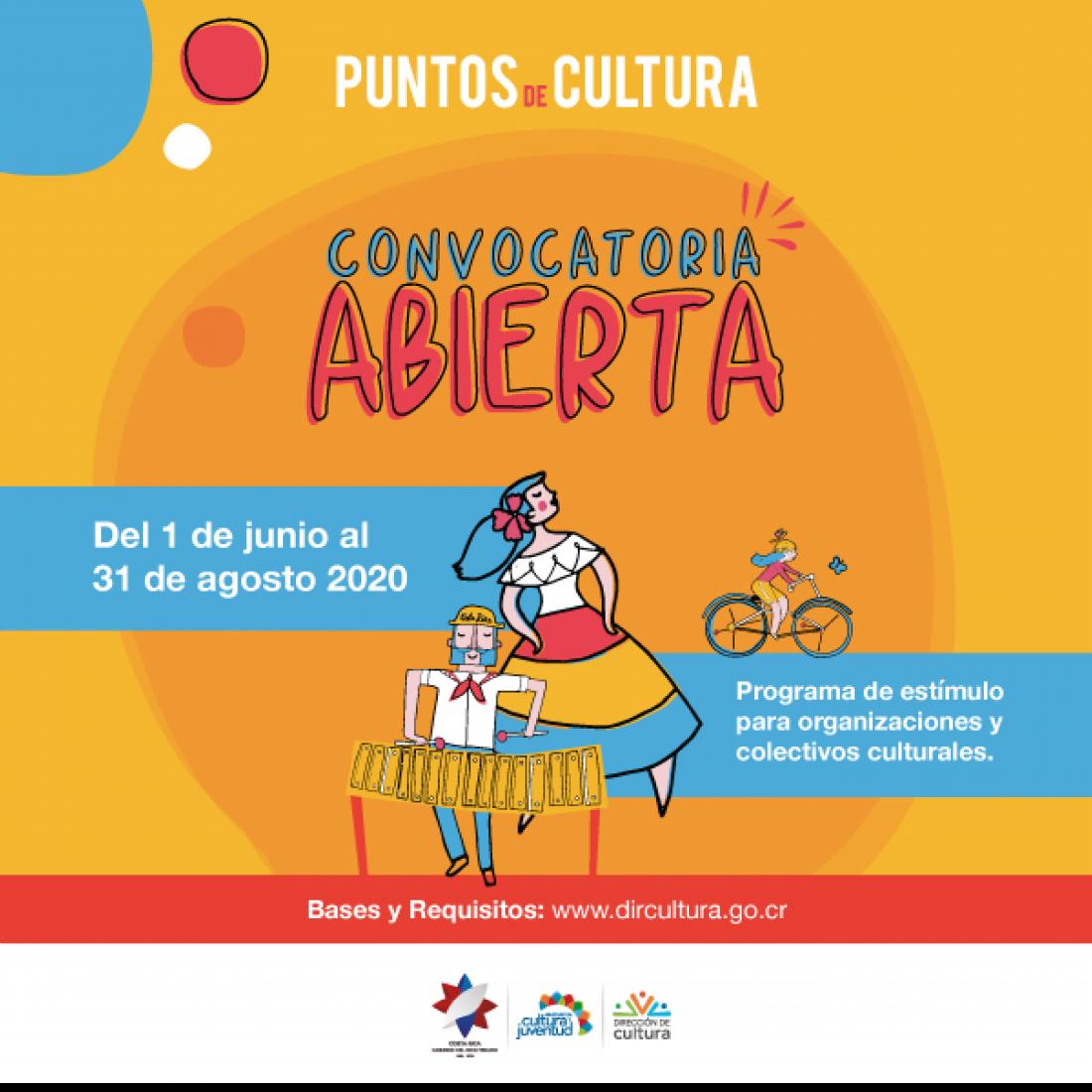 FONDOS CONCURSABLES | Ministerio de Cultura y Juventud